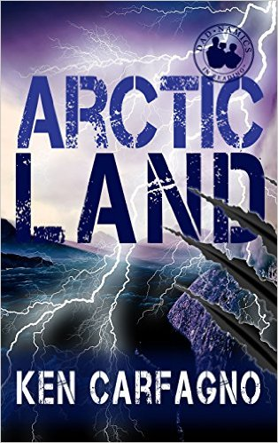 Artic Land Paperback Cover