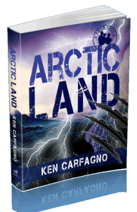 Arctic Land Book Cover